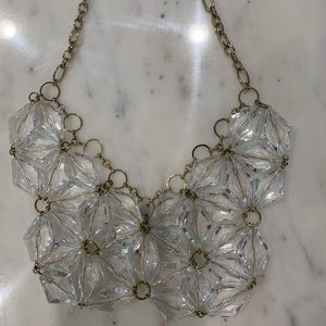 Topshop Statement collar necklace